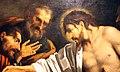 Pietro della vecchia, incredulità di s. tommaso, 1670-75 ca. 04.jpg