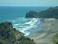 Piha Beach in Auckland.jpg