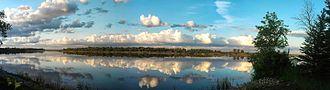 Pike Lake Provincial Park - Image: Pike Lake Panorama