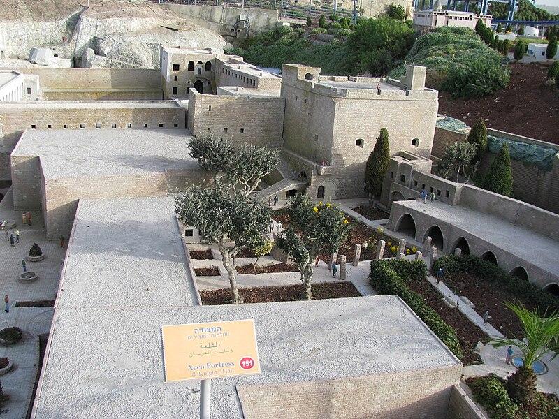 נופי ישראל במיני ישראל