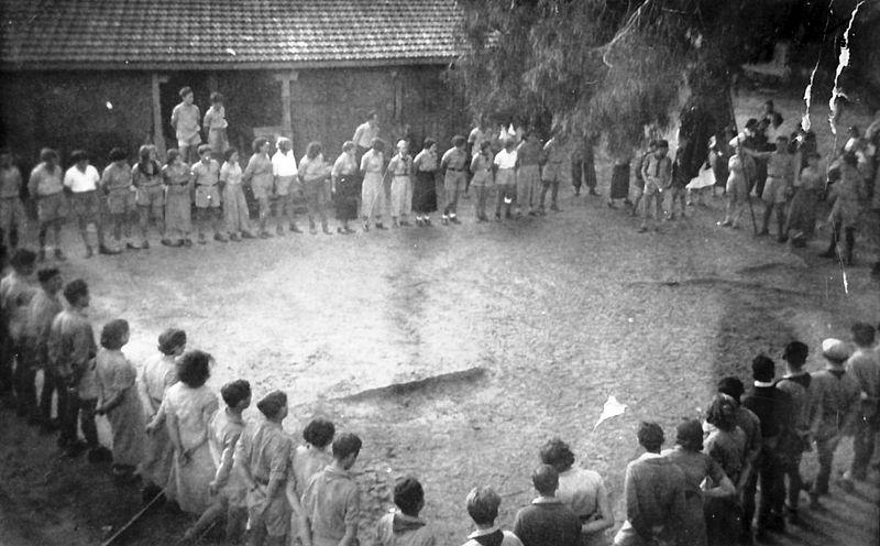 גן-שמואל-יום העצמאות 1952-4