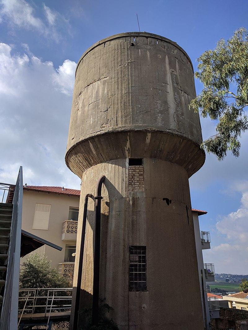 מגדל המים בגדרה