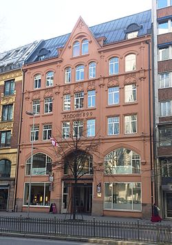 Georgias ambassade i Oslo