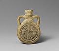 Pilgrim Flask with Saint Menas MET DP164443.jpg