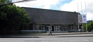 Casa del Arte - Front exterior view of the Casa del Arte.