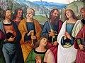 Pinturicchio e bottega, assunzione della vergine, 1508 ca. Q49, 05.JPG