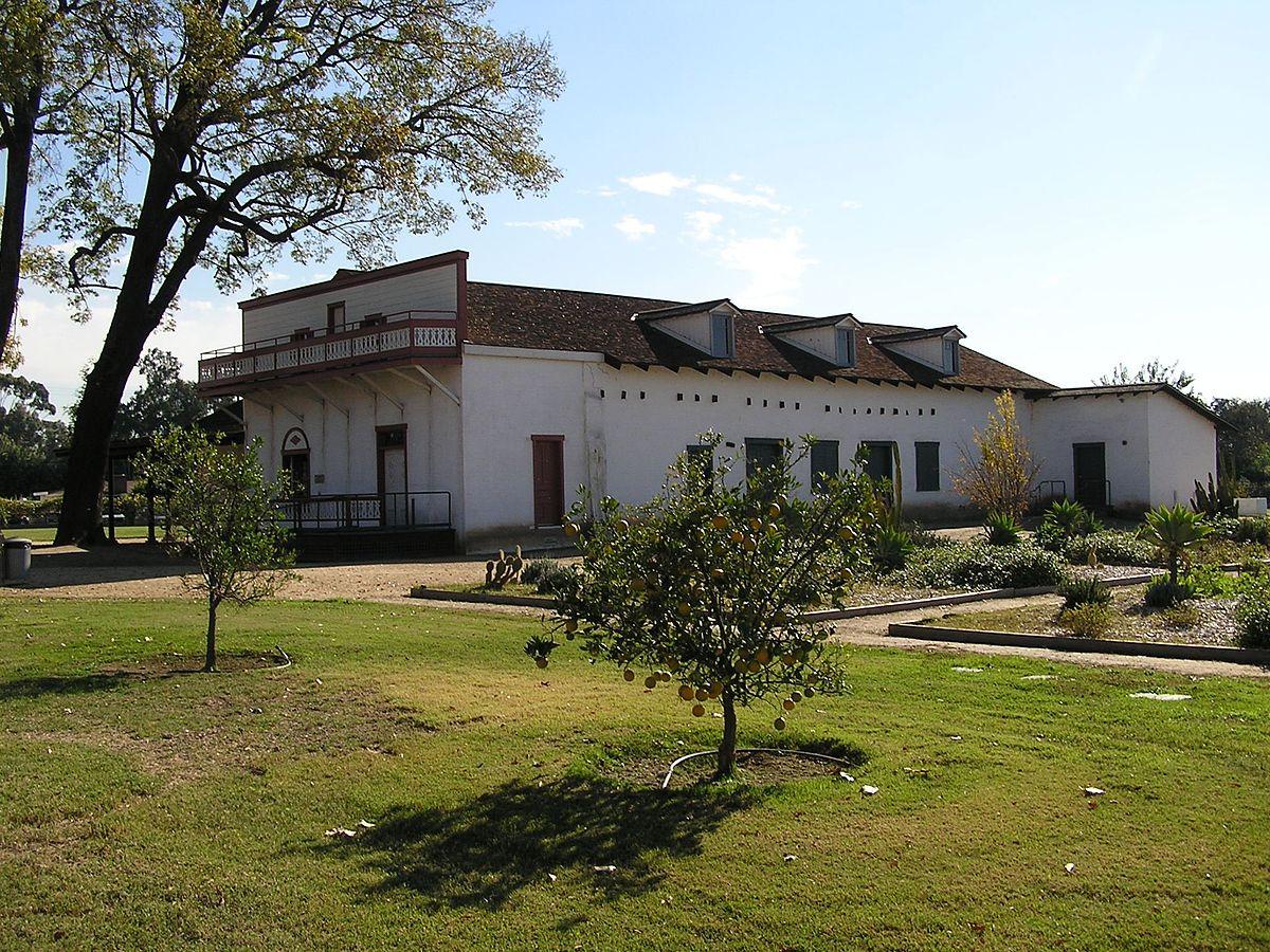 Pio Pico State Historic Park - Wikipedia 9740bc7b9eb0