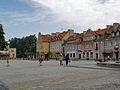 Pisz - Plac Daszynskiego (2).JPG