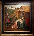 Pittore napoletano forse da jan van eyck, adorazione dei magi, 1455-60 (gall. sabauda) 01.JPG