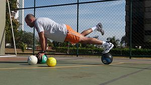Balance (ability) - Balance Training