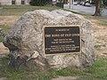 Plaque on grounds of Lynn Public Library - Lynn, MA - IMG 0907.JPG