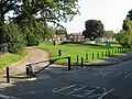 Playing field from Stone Cross Road - geograph.org.uk - 987070.jpg