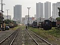 Pnr Tutuban Terminal - Train Workshop (Tondo, Manila; 2014-11-12).jpg