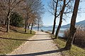 Poertschach Halbinselpromenade Landschaftspark Landspitz 15122016 5721.jpg