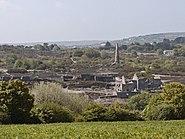 Poldice Mine Gwennap Cornwall