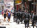 Policiais ocupam Complexo do Alemao.JPG