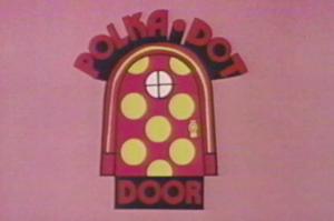 Polka Dot Door - Image: Polka Dot Door Logo (1971)
