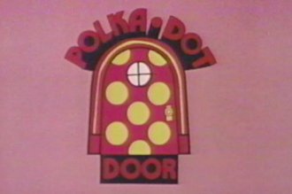 Polka Dot Door - Image: Polka Dot Door Logo (1971)