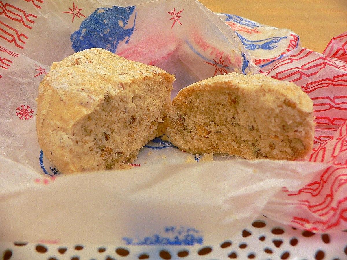 Mantecados Recipe Traditional Spanish Crumble Cakes