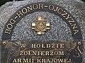 Pomnik żołnierzom Armii Krajowej - 005.JPG