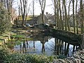 Pond by Garsington Manor - geograph.org.uk - 332636.jpg