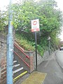 Pontefract Monkhill railway station (25th April 2019) 001.jpg