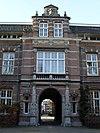 foto van Poortgebouw van Wilhelminagasthuis