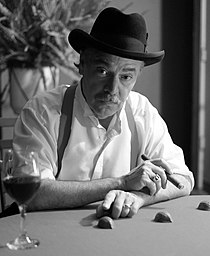 Pop Haydn the Shell Game by Billy Baque.JPG