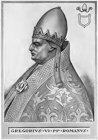 Pope Gregory VI - Image: Pope Gregory VI