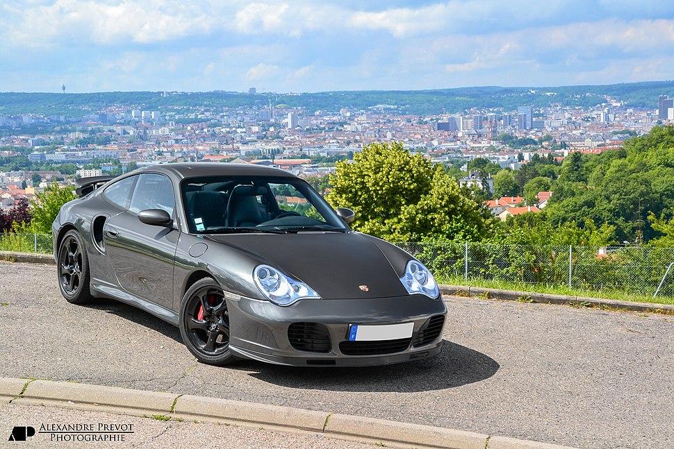 Porsche 996 Turbo - Flickr - Alexandre Prévot (15)