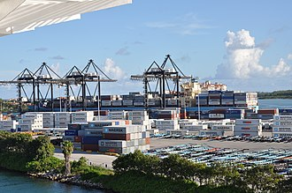 PortMiami Deep Dredge Project - PortMiami is one of the busiest container ports in the US.