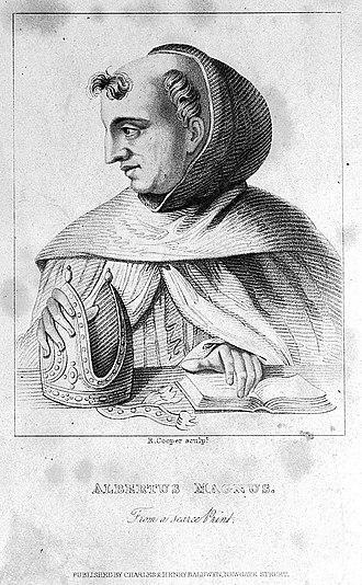 Albertus Magnus College - St. Albertus Magnus, namesake of the college, was a medieval scholar and philosopher