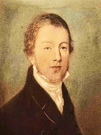George Bodington - George Bodington in 1830