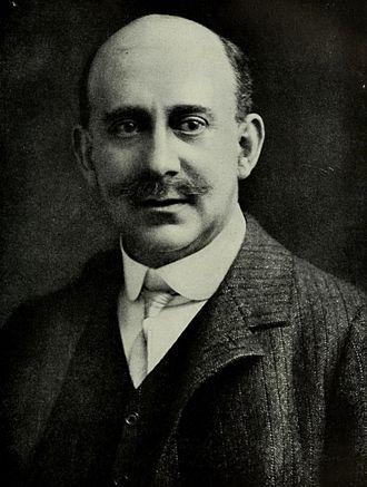 William Heinemann - Portrait of William Heinemann