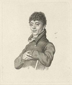 Portret van Albertus Jonas Brandt, Jacob Ernst Marcus, Hendrik Willem Caspari, 1816 - Rijksmuseum.jpg