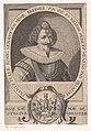 Portret van François Pierre König Frantz Peter König genant von Mohr (..) (titel op object), RP-P-1921-1352.jpg