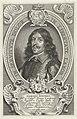 Portret van Johann Vultejus Celeberrimi ad pacificandum Christiani nominis orbem legati Monasterium et Osnabrugas (..) (serietitel), RP-P-1904-400.jpg