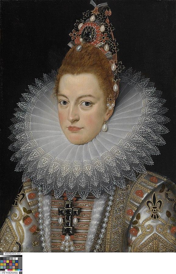 Portrait of the Archduchess Isabella