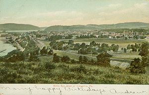 Columbia, Pennsylvania - Columbia, about 1905