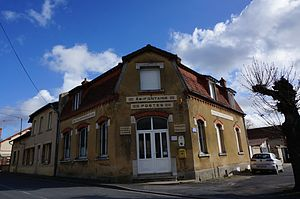 Amifontaine - The Post Office