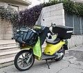 Poste Italiane scooter Piaggio Liberty 01.JPG