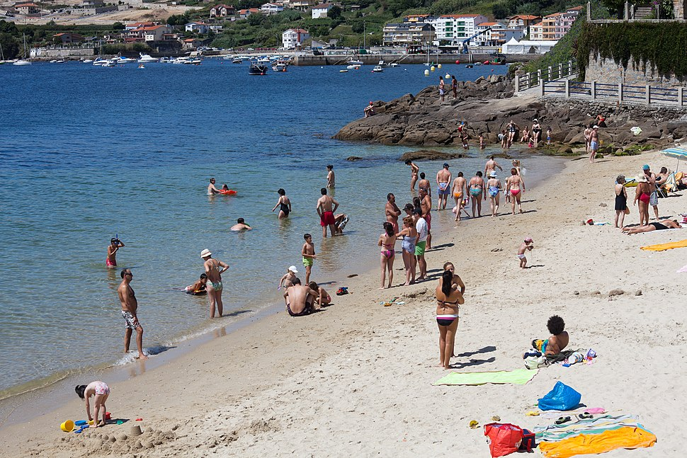 Praia de Sinás - Raxó - Poio - Galiza (Spain)