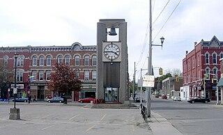 Prescott, Ontario Town in Ontario, Canada