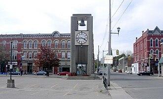 Prescott, Ontario - Image: Prescott 045