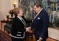 Presidenta se reúne con Mario Kreutzberger e invita a sumarse a Teletón 2015 (22020190885).jpg
