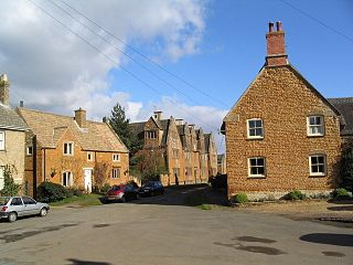 Preston, Rutland village in Rutland, England