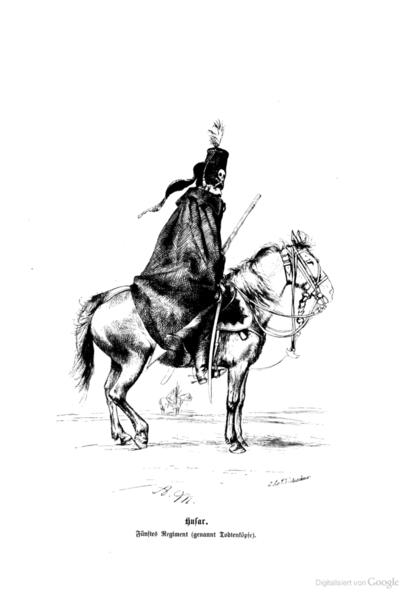 File:Preußischer husar Regiment nr5.png