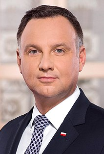 Andrzej Duda Polish politician, President of Poland