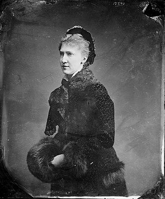 Princess Augusta of Saxe-Meiningen - Image: Princess Augusta of Saxe Meiningen