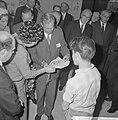Prinses Beatrix bezocht de Nationale Beroepsmanifestatie te Utrecht, Bestanddeelnr 915-1345.jpg